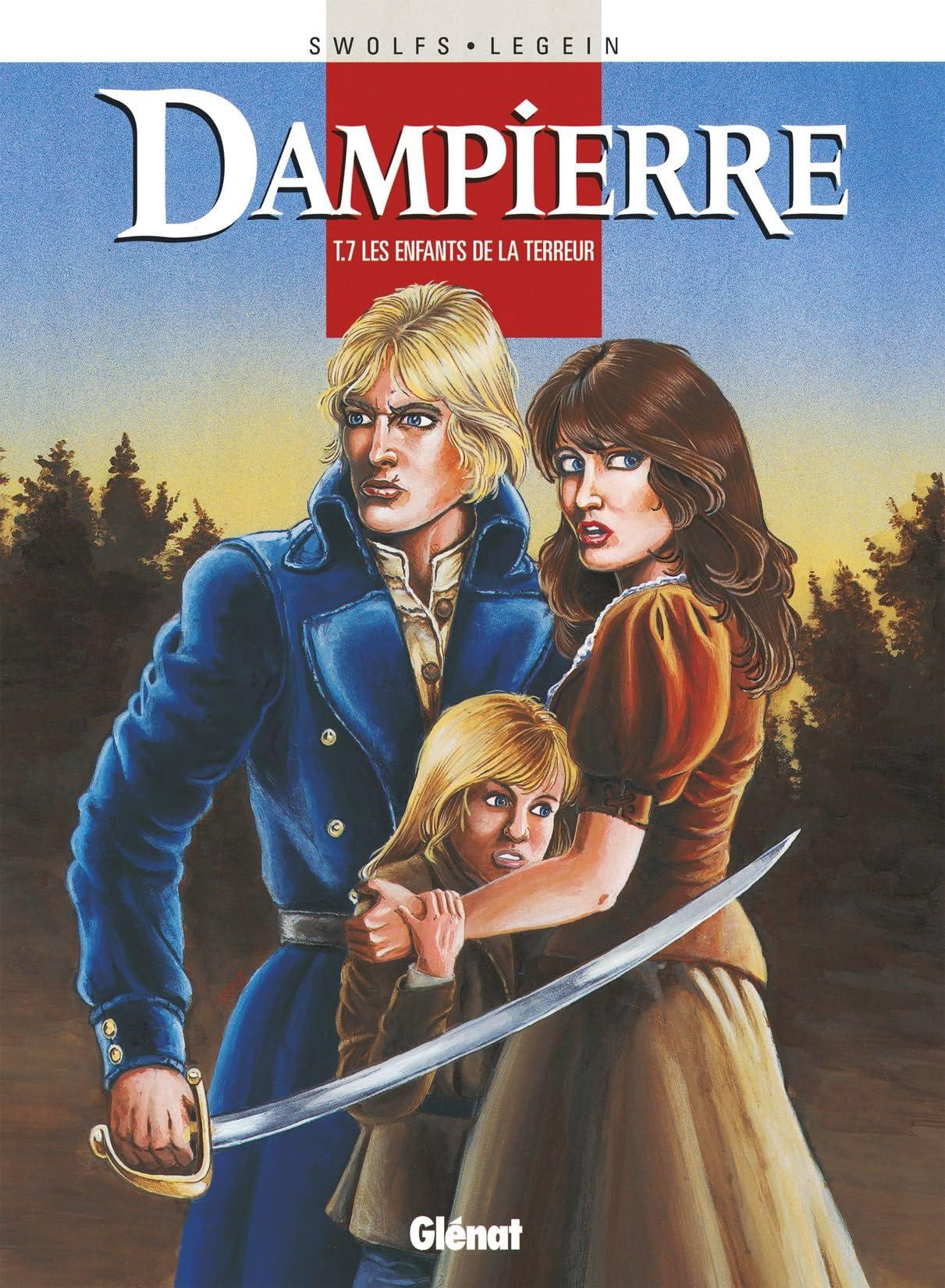 Dampierre Vol. 7: Les Enfants de la Terreur