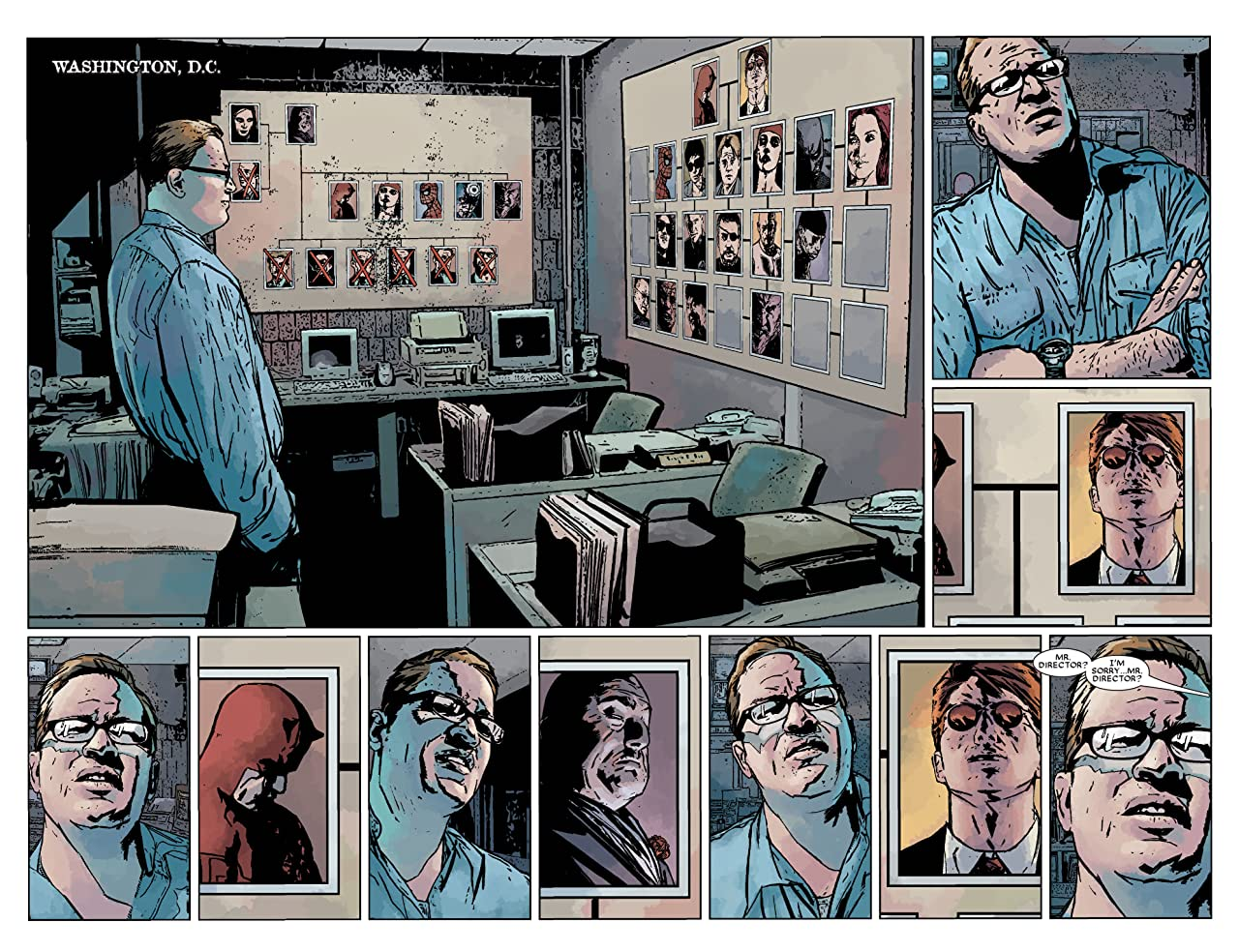 Daredevil (1998-2011) #77