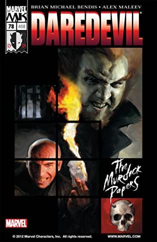 Daredevil (1998-2011) #78