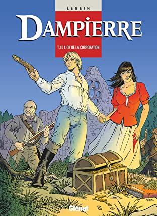Dampierre Vol. 10: L'Or de la corporation