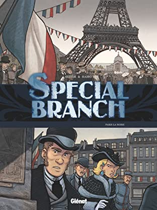 Special Branch Vol. 5: Paris la noire