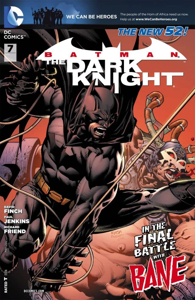 Batman: The Dark Knight (2011-2014) #7