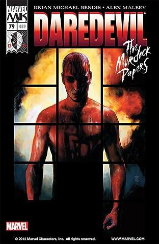 Daredevil (1998-2011) #79