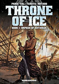 Throne of Ice Tome 1