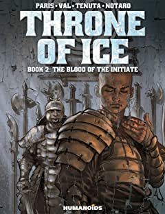 Throne of Ice Tome 2