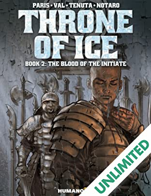 Throne of Ice Vol. 2