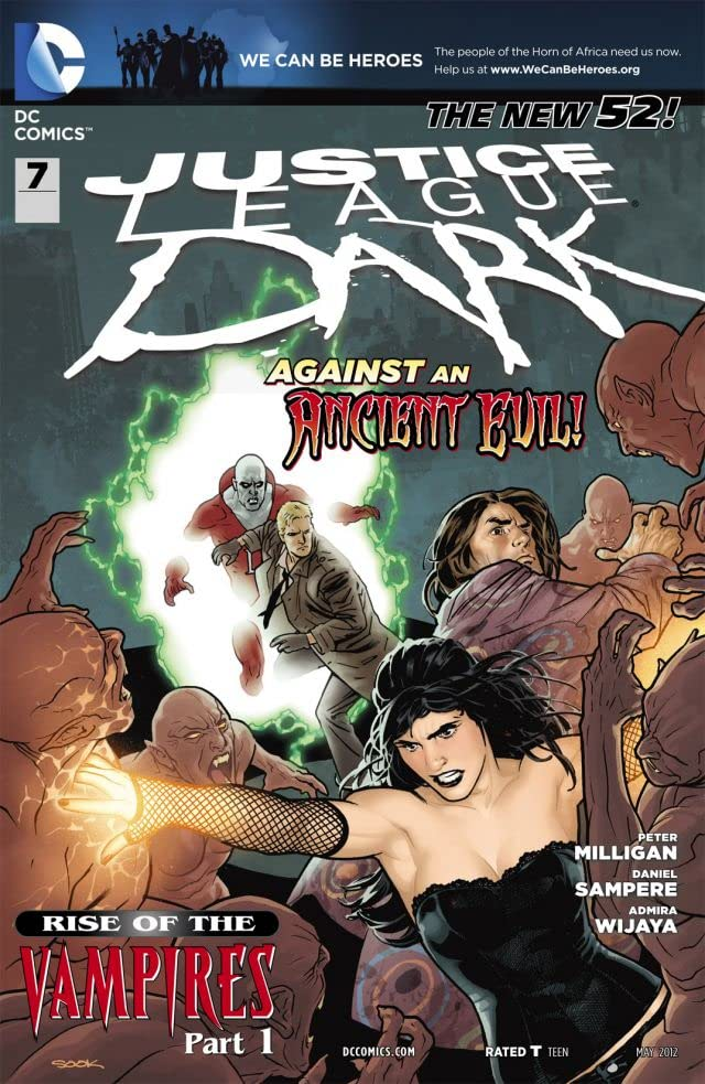 Justice League Dark (2011-2015) #7