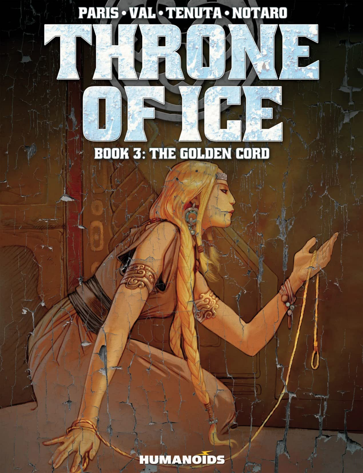 Throne of Ice Vol. 3