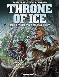 Throne of Ice Tome 4