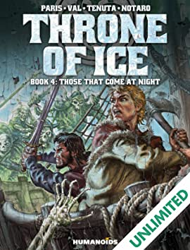 Throne of Ice Vol. 4