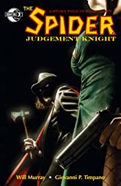 The Spider: Judgement Knight #2