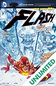 The Flash (2011-2016) #7