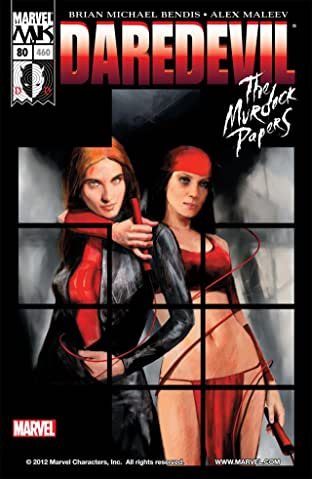 Daredevil (1998-2011) #80