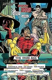 Iron Age #1 (of 3)