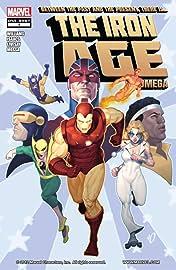 Iron Age: Omega #1