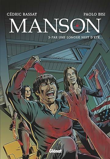Manson Vol. 3: Par une longue nuit d'été