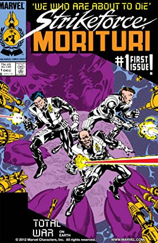Strikeforce: Morituri #1