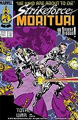 Strikeforce: Morituri #1