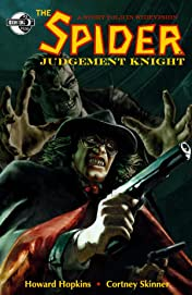 The Spider: Judgement Knight #3
