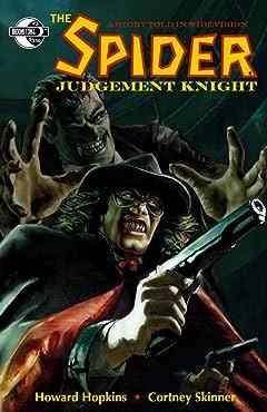 The Spider: Judgement Knight #3
