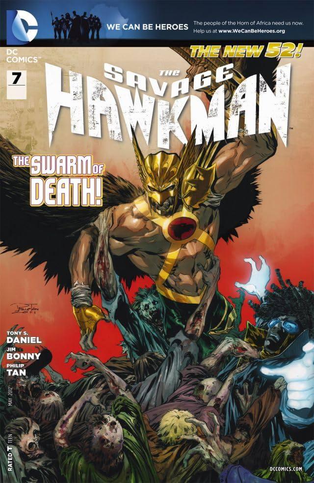 The Savage Hawkman (2011-2013) #7