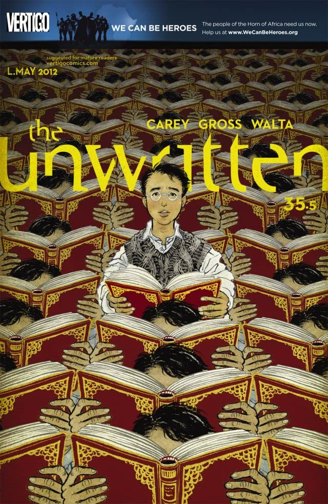The Unwritten #35.5