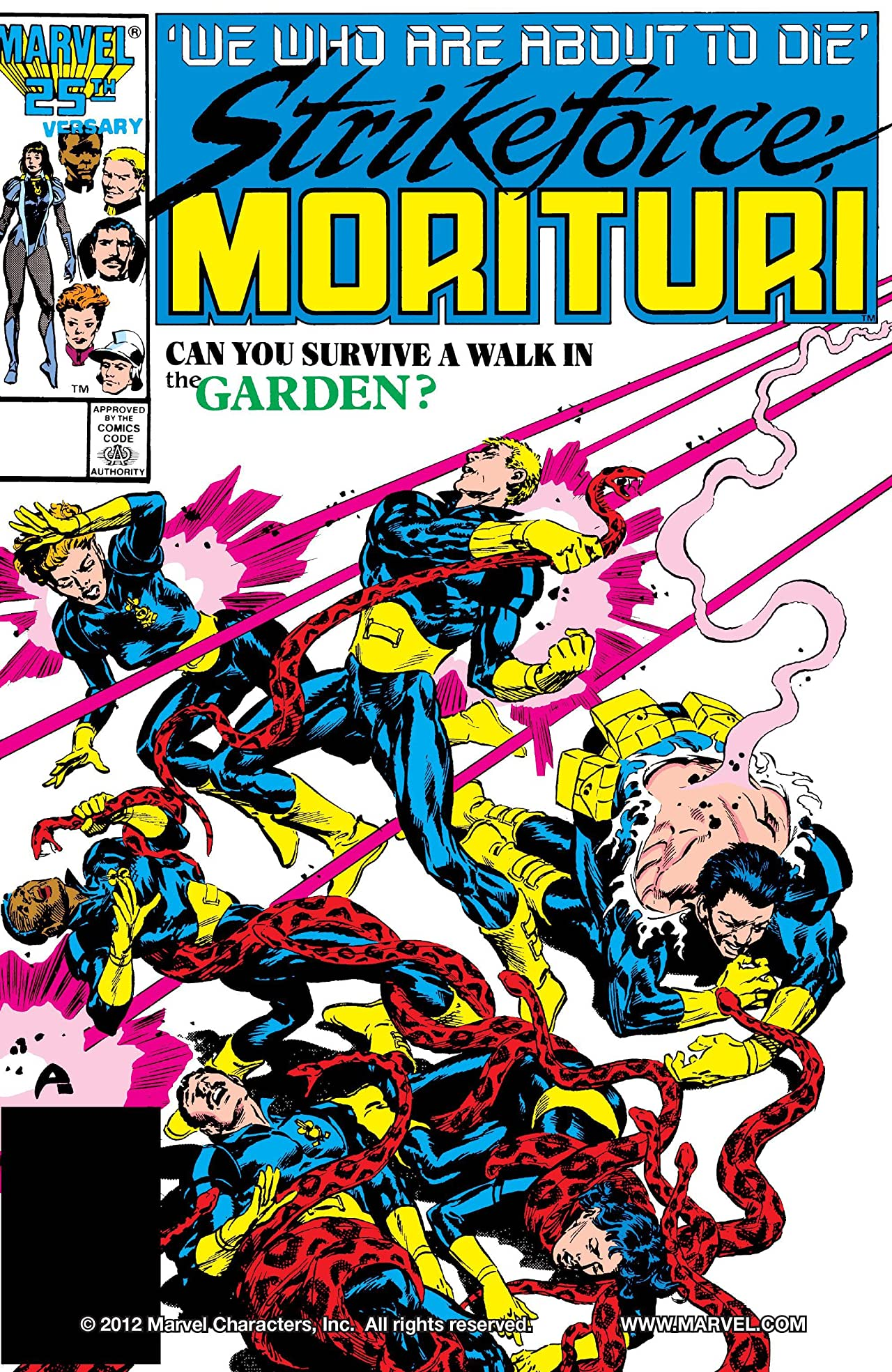 Strikeforce: Morituri #2