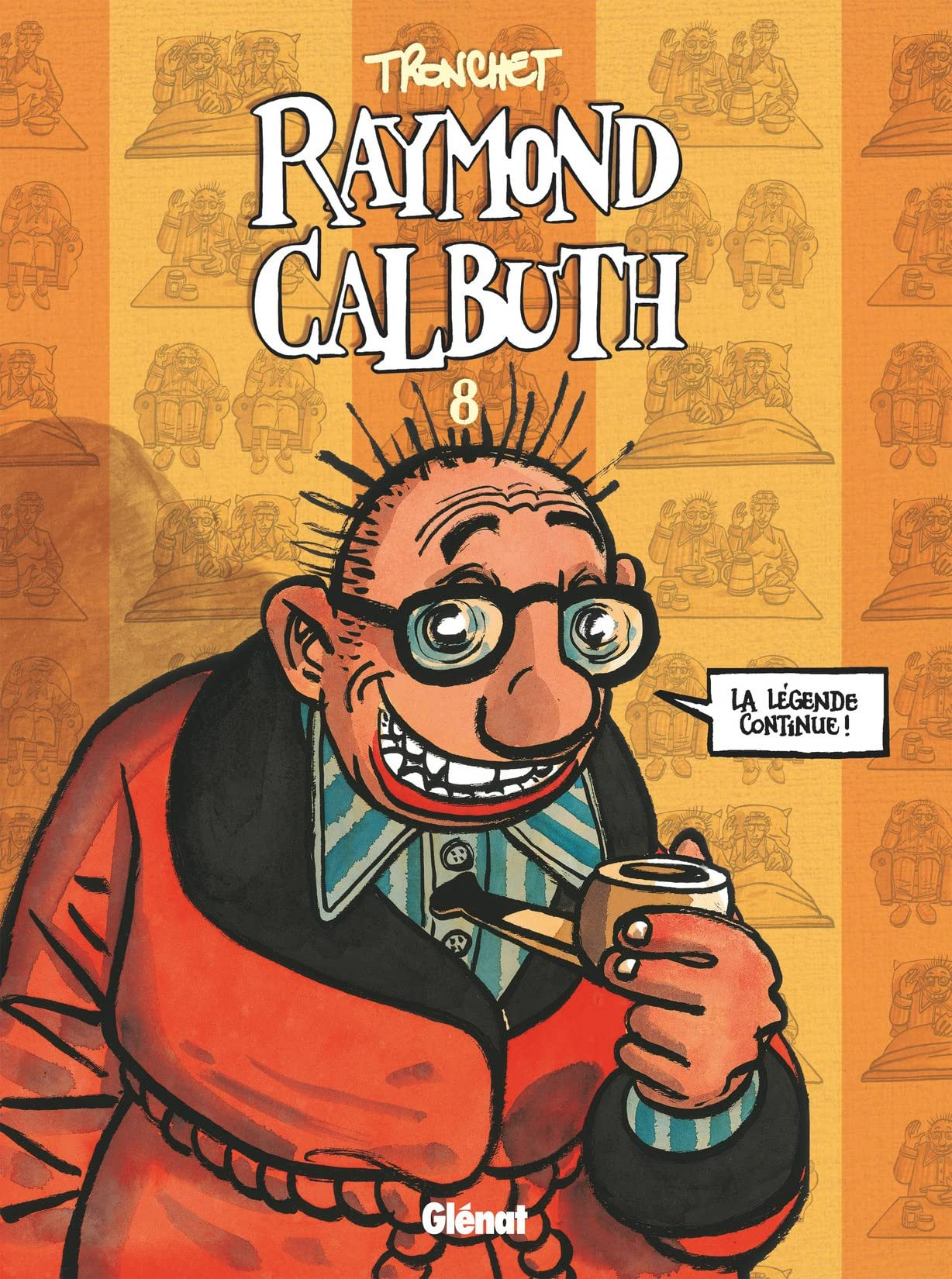 Raymond Calbuth Vol. 8