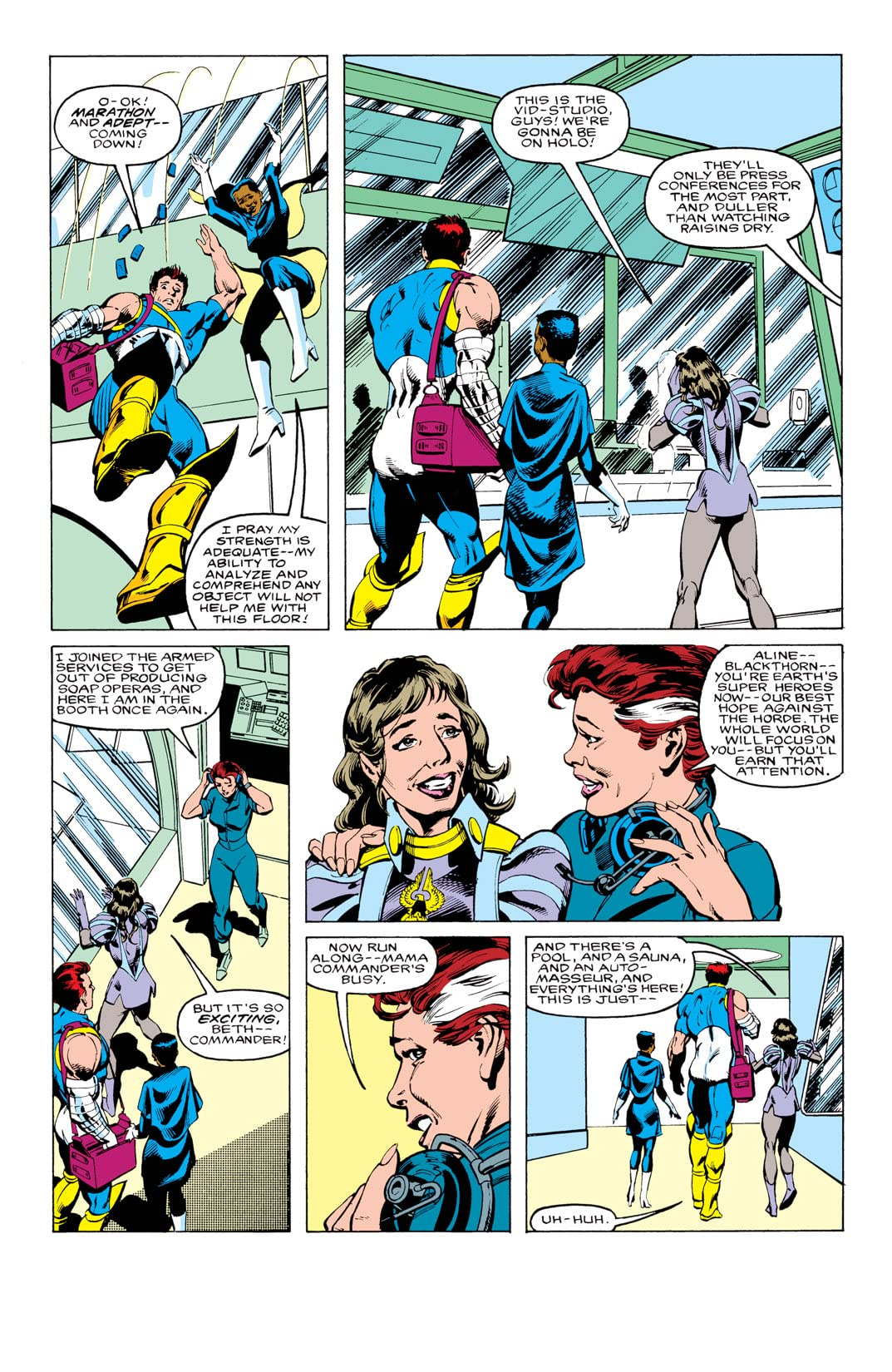 Strikeforce: Morituri #3
