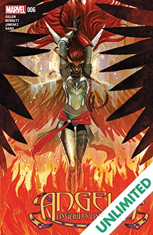 Angela: Asgard's Assassin #6