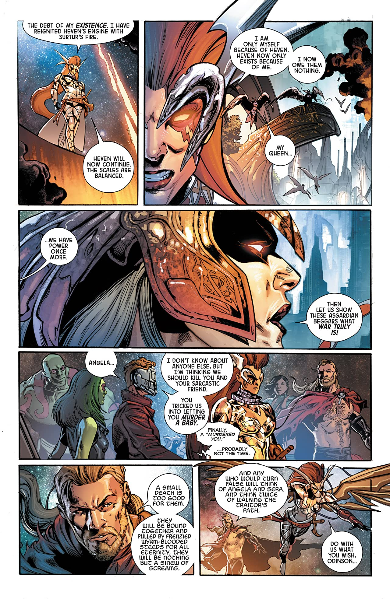 Angela: Asgard's Assassin No.6