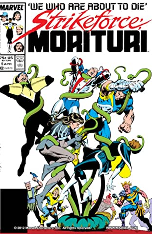 Strikeforce: Morituri #5