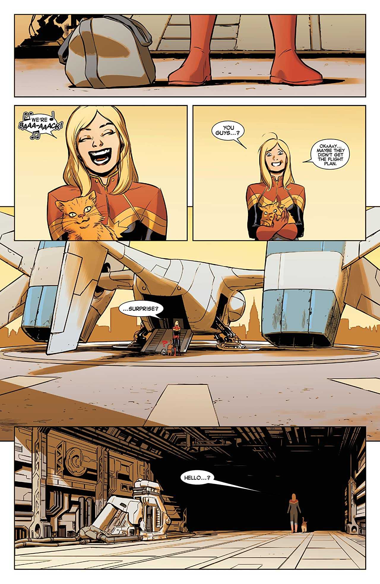 Captain Marvel (2014-2015) #15