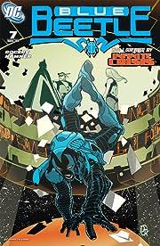 Blue Beetle (2006-2009) #7