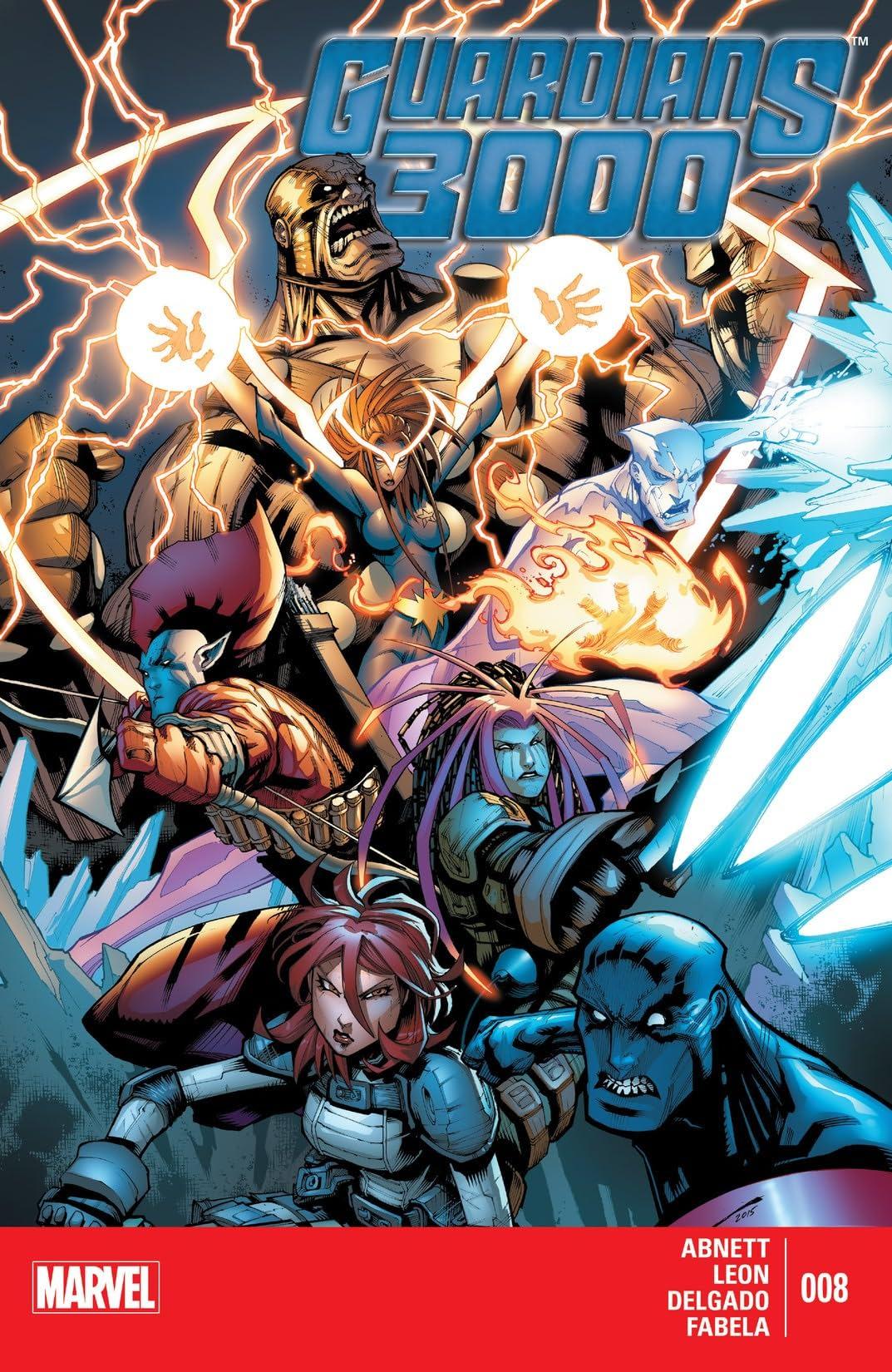 Guardians 3000 #8