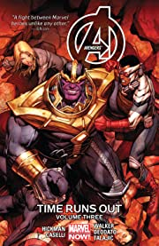 Avengers: Time Runs Out Tome 3
