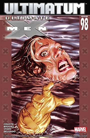 Ultimate X-Men #98