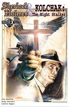 Sherlock Holmes & Kolchak: The Night Stalker #2 (of 3)