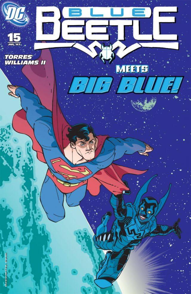 Blue Beetle (2006-2009) #15