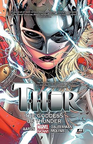 Thor Vol. 1: The Goddess Of Thunder