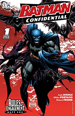 Batman Confidential (2006-2011) No.1