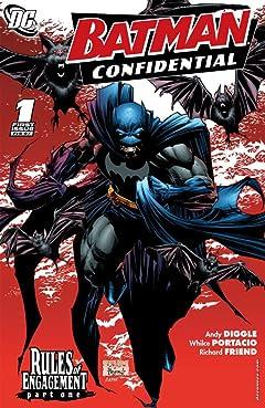 Batman Confidential (2006-2011) #1