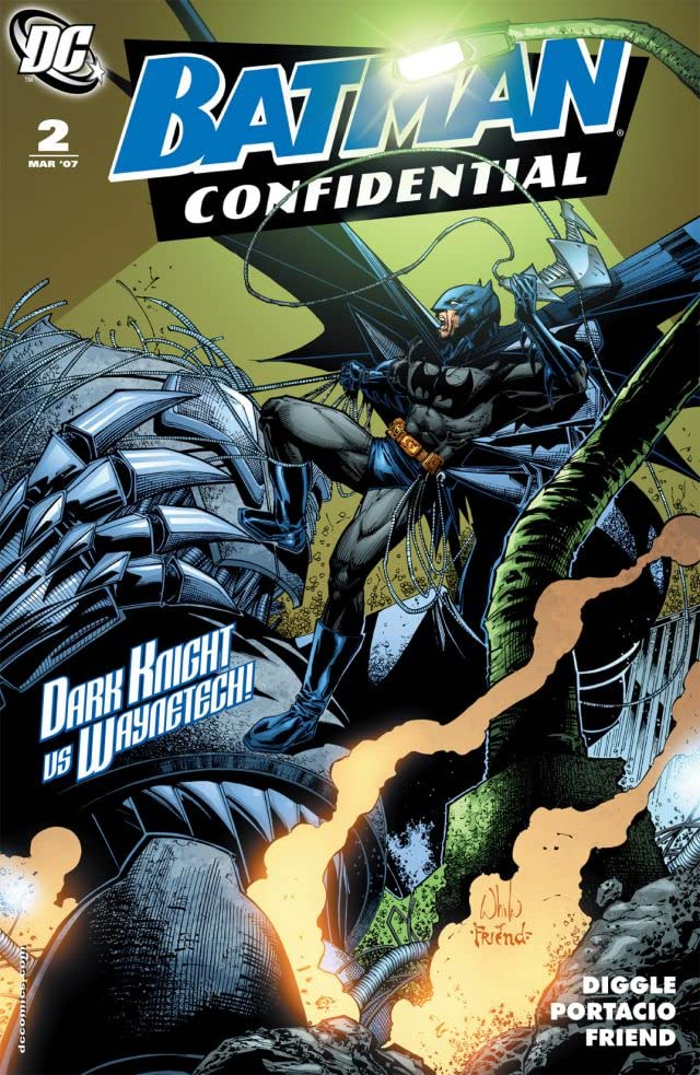 Batman Confidential #2