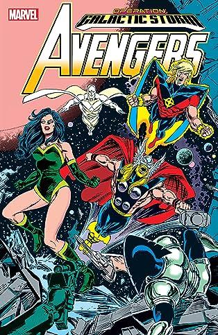 Avengers: Galactic Storm Vol. 1