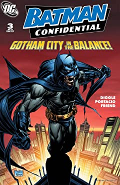 Batman Confidential (2006-2011) No.3