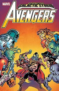 Avengers: Galactic Storm Vol. 2