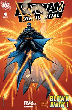 Batman Confidential (2006-2011) No.4
