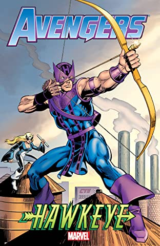 Avengers: Hawkeye