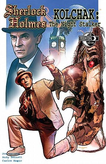 Sherlock Holmes & Kolchak: The Night Stalker #3 (of 3)