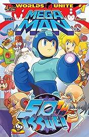 Mega Man #50